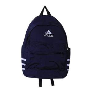 Polyester School Bag - Navy Blue (adidas)