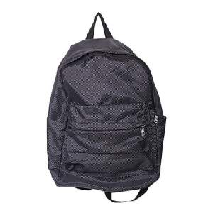 Polyester School Bag - Gray