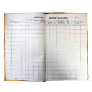 Vehicle Log Book