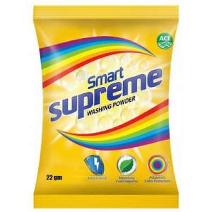 ACI Smart Supreme Washing Powder - 22gm
