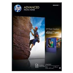 HP Advanced Photo Paper A3