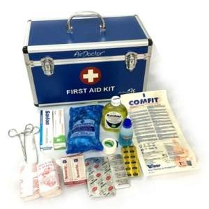 First Aid Box (with Medicine)