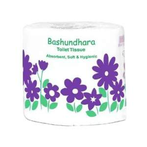 Bashundhara Toilet Tissue - Regular White