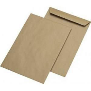 "Brown Envelope-8.5""x11"" (Letter)"
