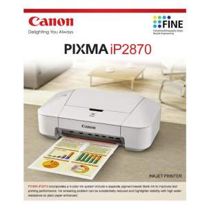 Canon IP 2870 Color Inkjet Printer