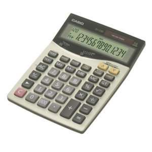 Casio Desk Calculator DJ-240D