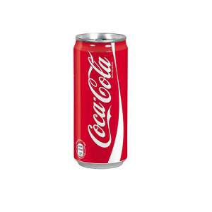 Coke Can - 250ml
