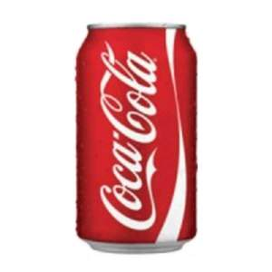Coca Cola Can - 325 ml (Imported)