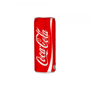 Coca-Cola Can - 250 ml