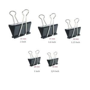 Binder Clip (Pack of 12)