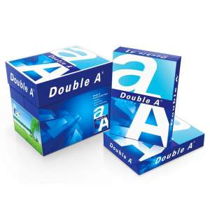 Double A Offset Paper, A4, 80 GSM (Genuine)