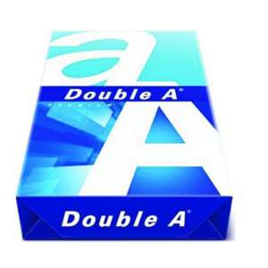 Double A Offset Paper, A3, 80 GSM (Genuine)