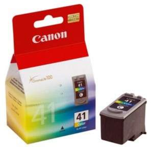 Genuine Canon Cartridge PG-41 (Color)