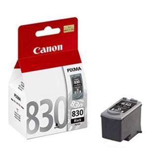 Genuine Canon Cartridge PG-830 (Black)