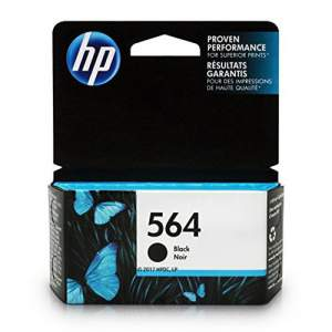 Genuine Cartridge HP 564 Black