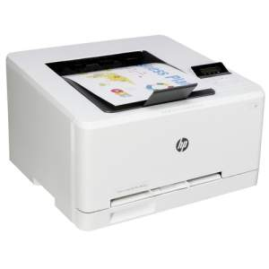 HP CLJ-M-252N Color Laser Printer