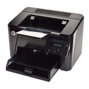 HP LaserJet Pro M201n Black and White Laser Printers