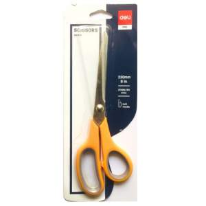 Deli Bent Stainless Scissors - 9""