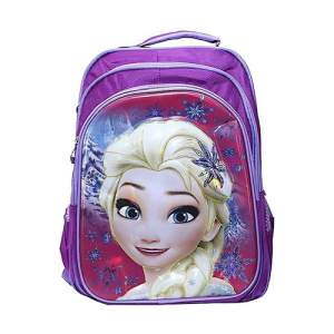 Oxford Fabric School Bag - Elsa