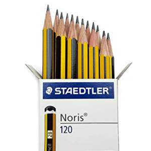 Staedtler Noris®120 Pencil, 2B ( China )