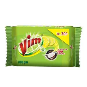 Vim Bar Lemon 300gm
