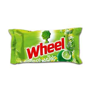 Wheel Laundry Soap 130gm