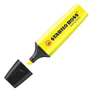 Stabilo Highlighter Pen-Yellow