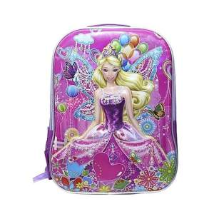 Oxford Fabric Lighting School Bag - Fairy