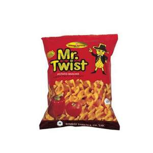 Bombay Sweets Mr. Twist Chips 25gm