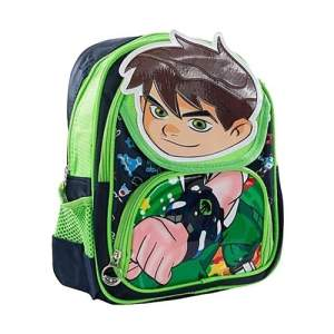 Polyester School Bag - BEN10