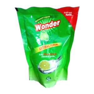 ACI Wonder Dish Washing (Refill) - 250ml