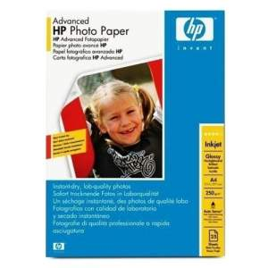 HP Advanced Glossy Photo Paper A4