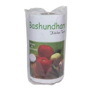 Bashundhara Kitchen Towel - Single Rolls