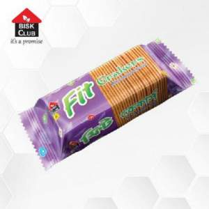 Fit Crackers- Milk Flavored