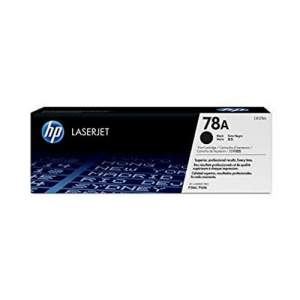 Black Genuine HP Toner 78A