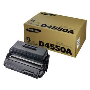 Black Genuine Samsung Toner ML-D4550A