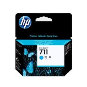 Cartridge Genuine HP 711 Cyan