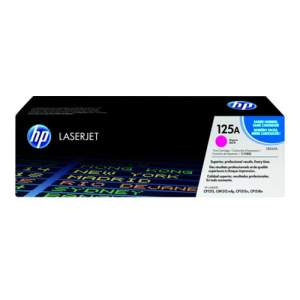 Color Laser Genuine HP Toner 125 (Magenta)