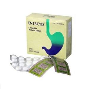Entacyd Tablet 650mg - 10 pcs