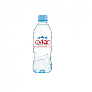 Evian Natural Mineral Water – 1.5Ltr