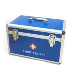 First Aid Box (without Medicine)