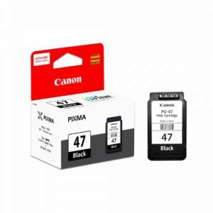 Genuine Canon Cartridge PG-47 (Black)