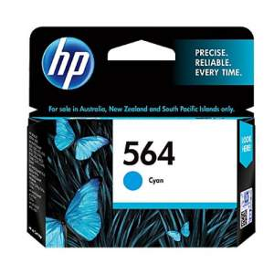Genuine Cartridge HP 564 Cyan