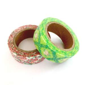 Deco Shiny Tape - 0.5 inch