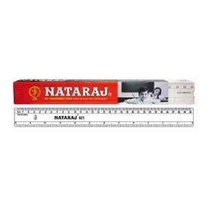 Nataraj Plastic Ruler All Size