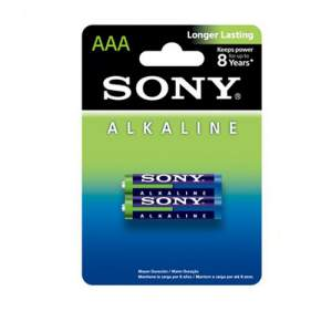 SONY Ultra Heavy Duty Carbon Zinc Battery, 1.5 Volt, AA, Non-Rechargeable