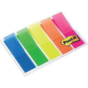 Sticky Page Marker / Post it - 3x1 inch